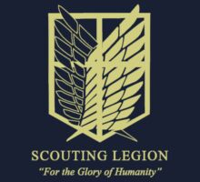 Scouting Legion by MariaDesign