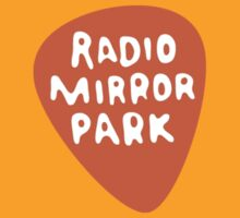 Radio Mirror Park by nowtfancy