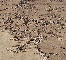 Gondor by HeloiseDiez