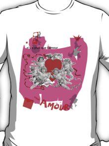 Amour Beat It T-Shirt