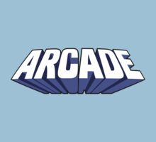 Arcade Blue by ropified