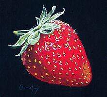 Strawberry by Aaron Spong