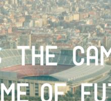 Futbol Club Barcelona Sticker