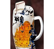 █ ♥ █ SPIRIT OF HOCKEY-BEER HOCKEY IPHONE CASE CHEERS █ ♥ █  by ╰⊰✿ℒᵒᶹᵉ Bonita✿⊱╮ Lalonde✿⊱╮