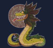 QuetzalcoaT-shirt by livethefaggotry