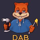 Squirrel Dab by NachoMack