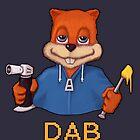Squirrel Dab by NachoMack