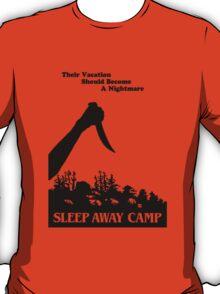 Sleepaway Camp Vintage T-Shirt