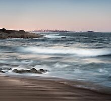 Yamba Sunset by DonnaLB