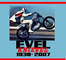 Evel Knievel 38-07 iPhone Case by Tim Miklos