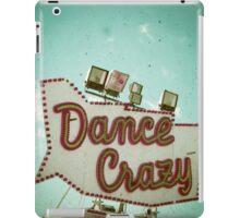 Dance Crazy iPad Case/Skin