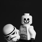 Halloween on the Death Star by playwell