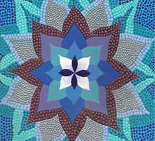 Peace Mandala by Colette Diedricks