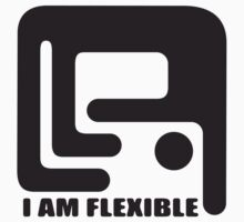 I am flexible (yoga) by kislev
