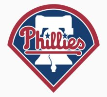 Philadelphia Phillies baseball logos T-Shirts ,Stickers by boomer321sasha