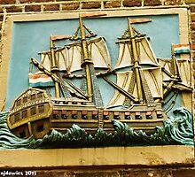 Warship by Thad Zajdowicz