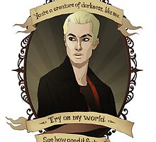 Spike - Buffy the Vampire Slayer/Angel by muin-an-staers