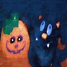 Spooky pair by ♥⊱ B. Randi Bailey