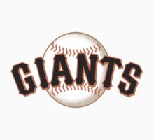 San Francisco Giants baseball logos T-Shirts ,Stickers by boomer321sasha