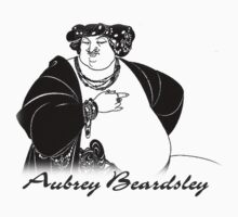 Aubrey Beardsley - Ali Baba by William Martin