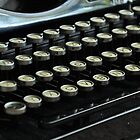 Typewriter by Jennifer Lyn King