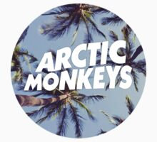 Arctic Monkeys - Palm Trees by ArabellaOh