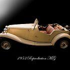 1953 Reproduction MG by Randy & Kay Branham