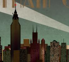 Gotham City Sticker