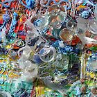 Cities of the Future closeup by Regina Valluzzi