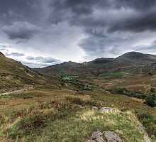 Wetherlam by Mike Church
