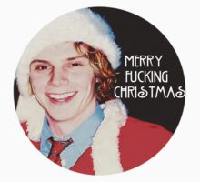 Evan Peters XMAS by Milk & Coffee