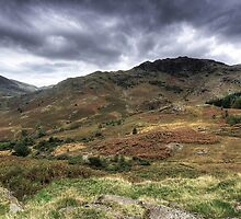 Blake Rigg & Horse Crags by Mike Church