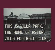 Aston Villa Football Club T-Shirt