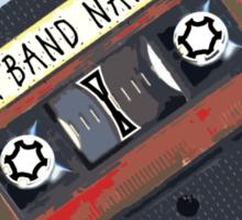 Demo Tape (CUSTOMISABLE!) Sticker