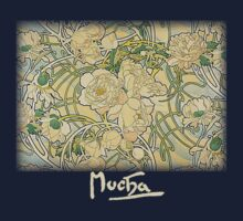 Mucha - Flowers Kids Clothes
