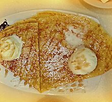 Delicious Crepes - Mouthwatering lunch by EdsMum