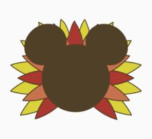 Mickey Mouse Thanksgiving Turkey by sweetsisters