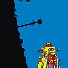 Little robot by Matt Mawson