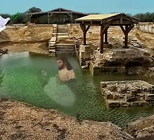 ▂ ▃ ▅ ▆ █ THE SUPPOSED LOCATION WHERE JOHN BAPTIZED JESUS CHRIST EAST OF THE RIVER JORDAN █ ▆ ▅ ▃ by ✿✿ Bonita ✿✿ ђєℓℓσ