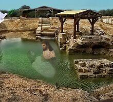 ▂ ▃ ▅ ▆ █ THE SUPPOSED LOCATION WHERE JOHN BAPTIZED JESUS CHRIST EAST OF THE RIVER JORDAN █ ▆ ▅ ▃ by ✿✿ Bonita ✿✿ ђєℓℓσ