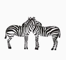 The Zebras by Carolyn Huane