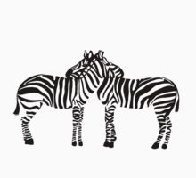 The Zebras by Carolyn Huane