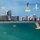 Miami South Beach by DDMITR