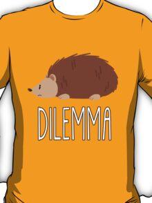 hedgehog's dilemma T-Shirt