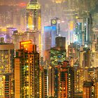Hong Kong I by Neville Jones