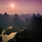 6pm Xingping by Neville Jones