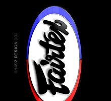 Fairtex_iphone cover by ANDIBLAIR