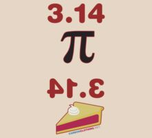 3.14 = Pie by CarbonClothing