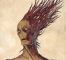 The Woodman by Lloyd Harvey