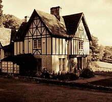 Chedworth House by Country  Pursuits
